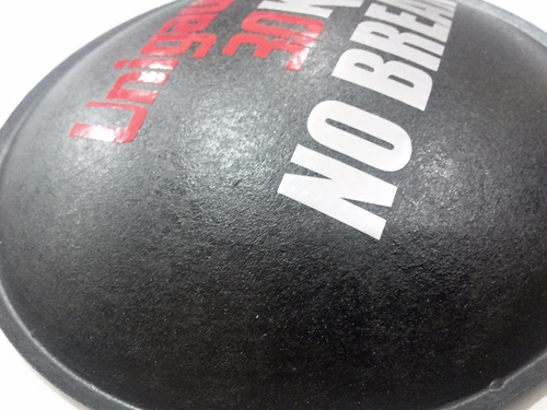 2- guarda pó protetor unigauss nobreak 160 mm+cola