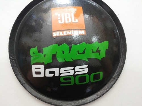 2- guardapó protetor p jbl selenium streetbass900 135mm+cola