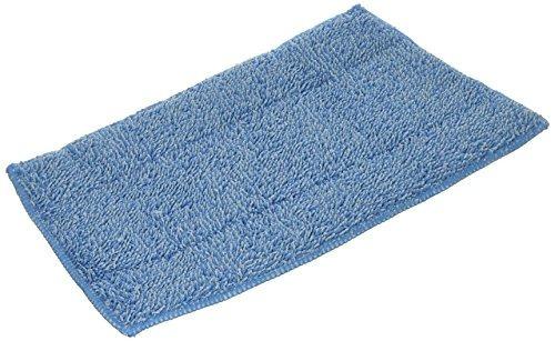 2 haan si25 azul lavable de microfibra almohadillas a vapor