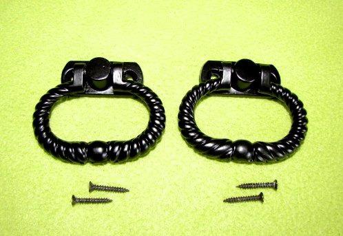 2 hermosas manillas tirador para puerta o cajón resistente