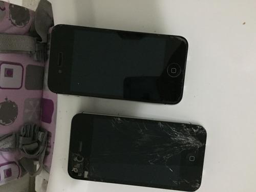 2 iphones 4s 16 gb