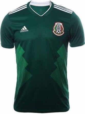 2 Jersey Playera México Mundial 2018 Promoción -   1 12a29501365c6