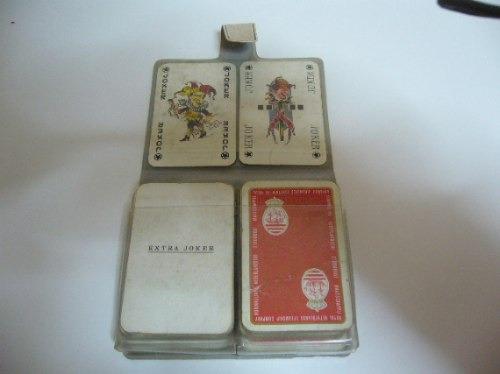 2 juegos de casinos en su empaque original