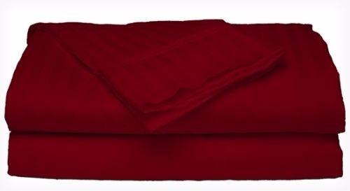 2 juegos de s banas cama satinadas king size vino y negro for Sabanas para cama king size precios