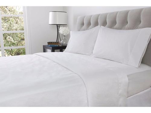 2 juegos de sabanas doble 180 hilos lencería hotel y hogar