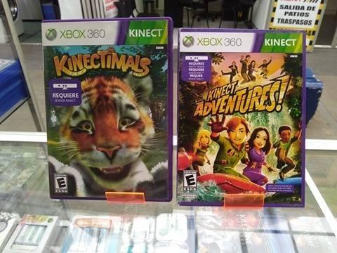 2 Juegos Para Kinect 50 000 En Mercado Libre