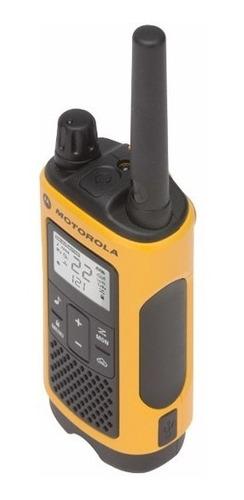2 kit radios motorola 56km* 35 mi puerto micro usb t400-2