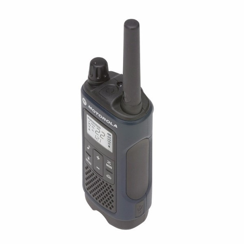 2 kit radios motorola 56km 35 mi puerto micro usb t460mc-2