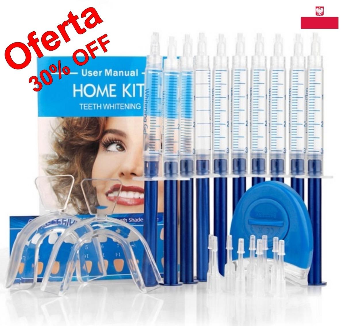 2 Kits Clareamento Dental 44 Whiteness 10 Seringas Molde R