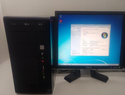 2 kits computador core i3 hd 750gb 4 gb ram ddr3