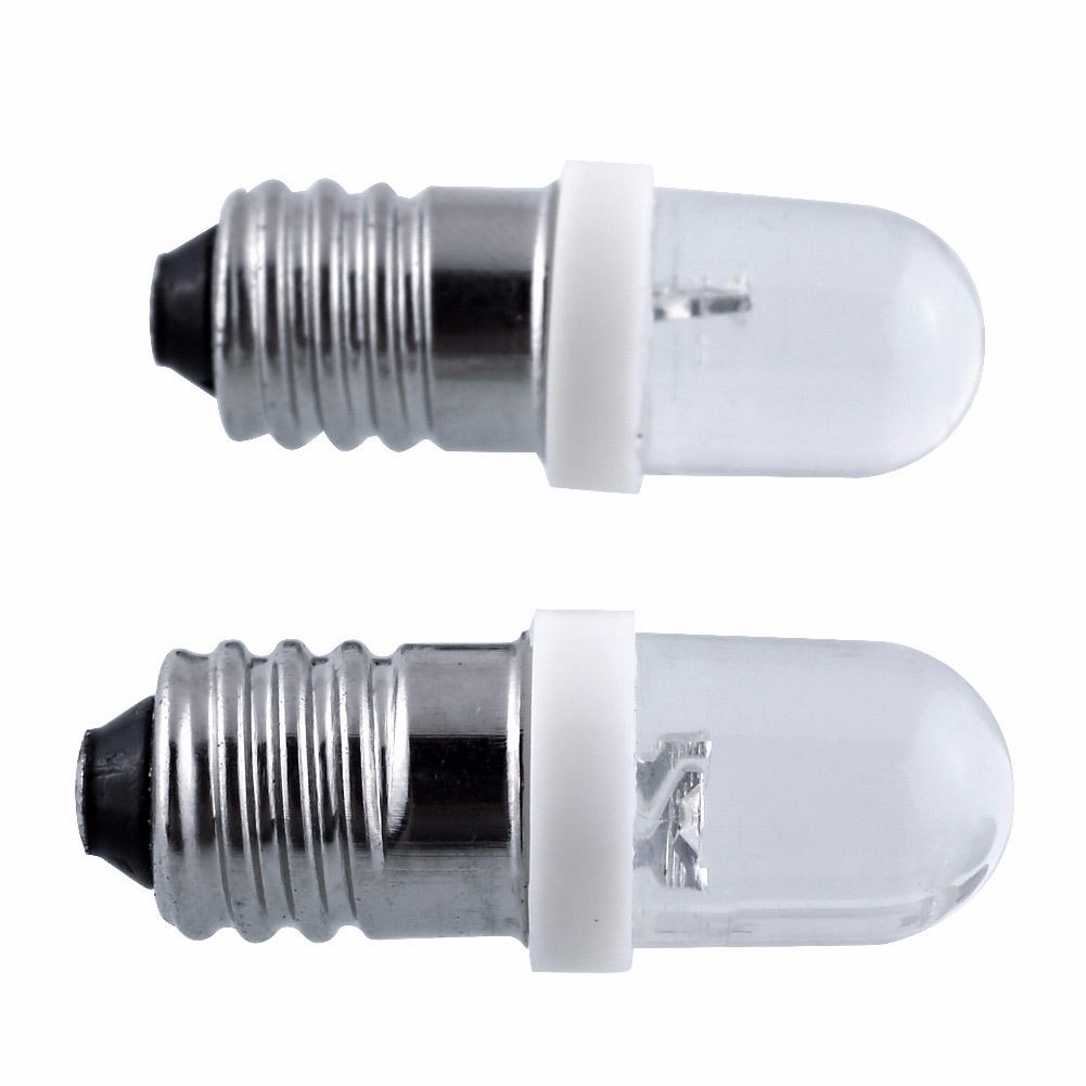 2 lampadas led rosca soquete e10 - r$ 10,00 em mercado livre