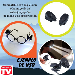 55aefc52f5 Lentes Big Vision Con Lampara - Lentes en Mercado Libre México