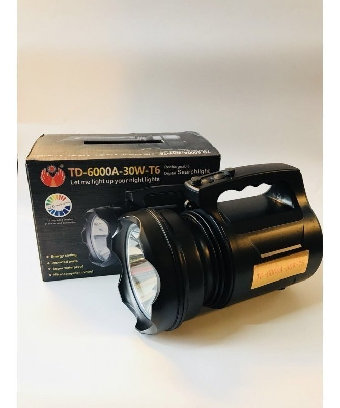 Image result for High Definition Search Light 30 Watt TD 6000