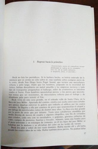 2 libros: colmillo de blanco. pasta dura. ilustrado + hamlet