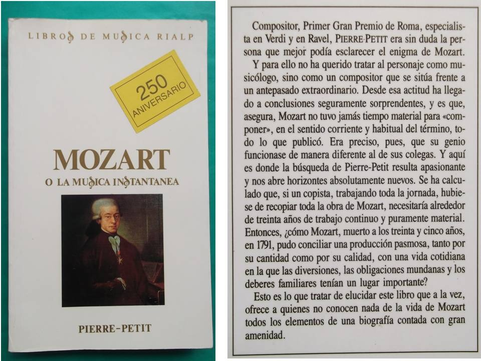 2 libros mozart partituras sonatas y fantas 237 as y