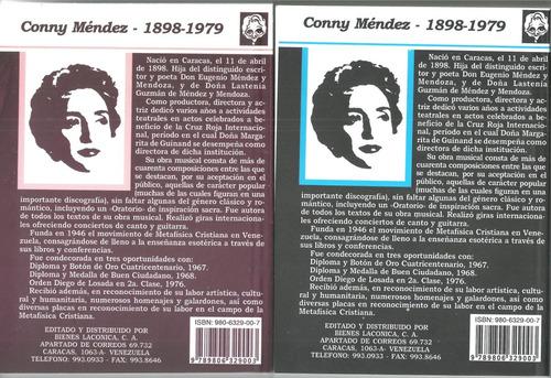 2 libros nuevo. metafisica 4 en 1. vol 1 y  2  conny mendez