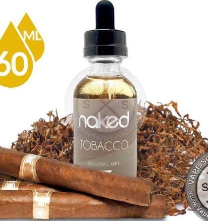 2 liquidos gold naked tobacco 60 ml euro gold - cuban blend