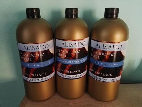 2 litros keratina + shampo litro+crema capilar 500 de regalo