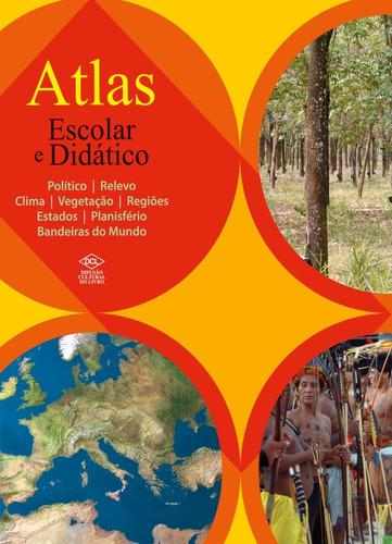 2 livro atlas escolar e didatico cp.dura 80p dcl unidade