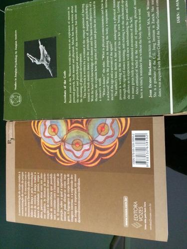 6954e976fc 2 Livros De Dança-contemporânea-corpo - R  50
