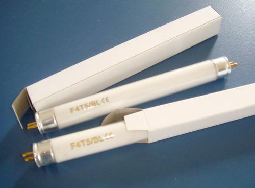 2 lâmpadas ultravioleta f4 t5 para armadilha mosquifim mf300