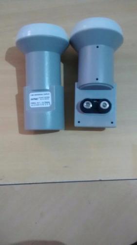 2 lnb  duplo universal (( pronta entrega ))