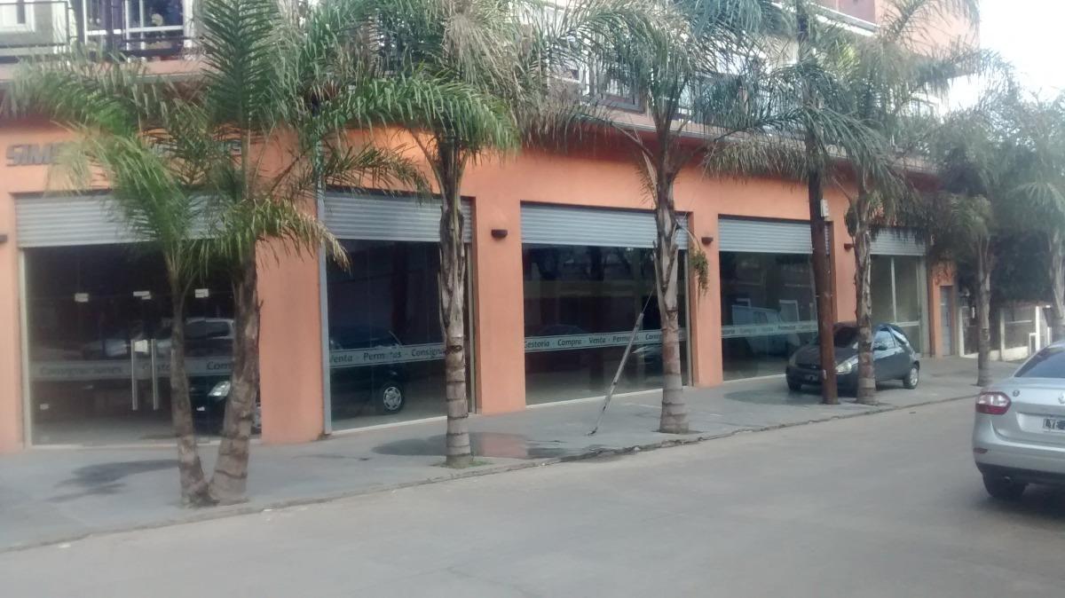 2 locales, 8 deptos + 3 oficinas, los polvorines. cod 805