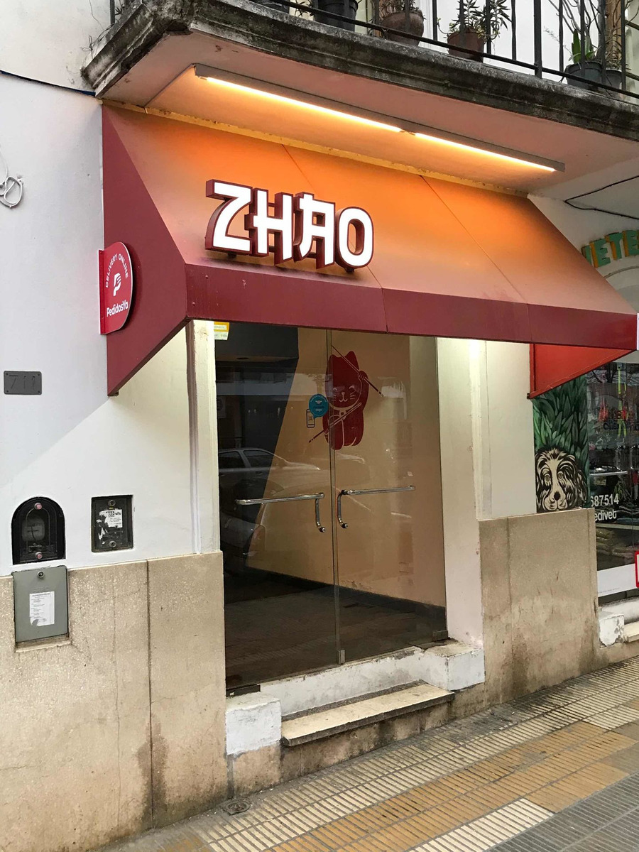 2 locales - zhao asian food: nueva córdoba y general paz