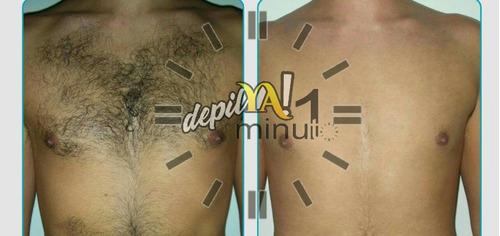 2 lociones depilya pecho,piernas,axilas,bikini... 2x1