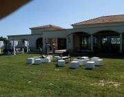 2 lotes en canning  barrio santo domingo, 800 m2