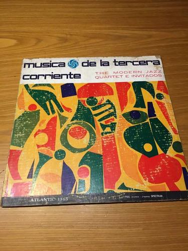 2 lp the modern jazz quartet - musica de 3 corriente