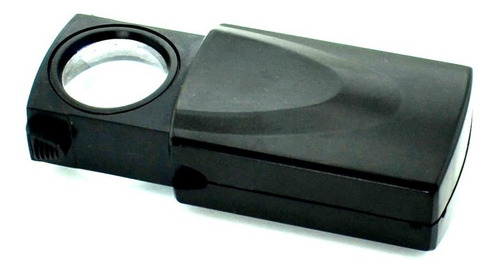 2 lupas  30x com lentes de alta qualidade,  led 2804