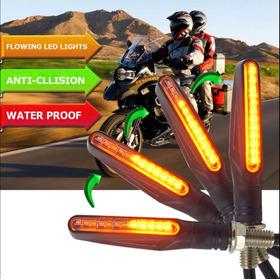 2 Luz Giro Guiños Led Secuencial Motos Yamaha Mt03 Fz25 Mt09