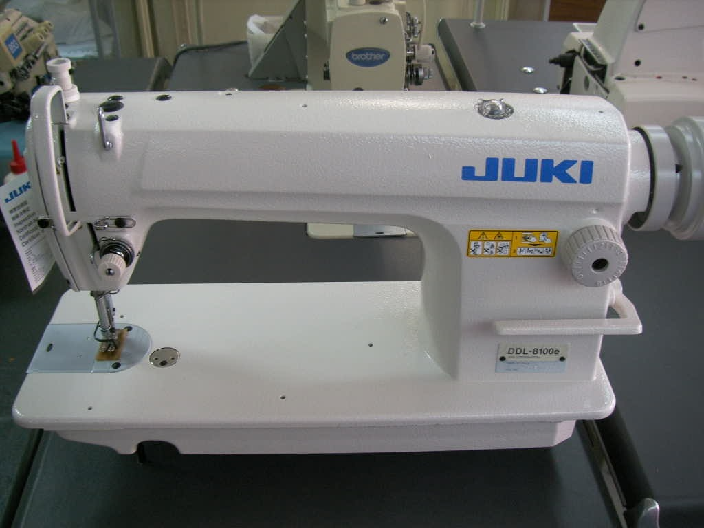 2 Maquina Recta Marca Juki Y 1 Over 6 Hilos Brother