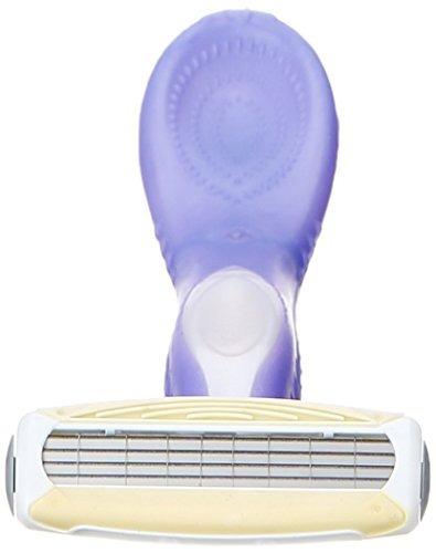 2 maquinillas afeitar schick desechables piel sensible.