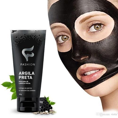 2 máscaras negra fashion cosméticos - removedor de cravos