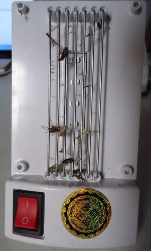 2 mata zancudos y mosquitos electrico envio gratis