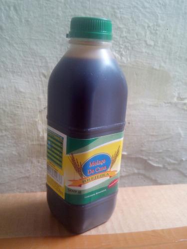 2 mel de engenho (melaço de cana)
