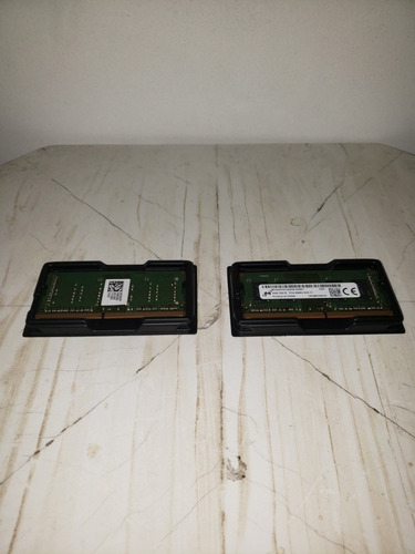 2 memorias ram acer nitro 5 de 4 gb cada una