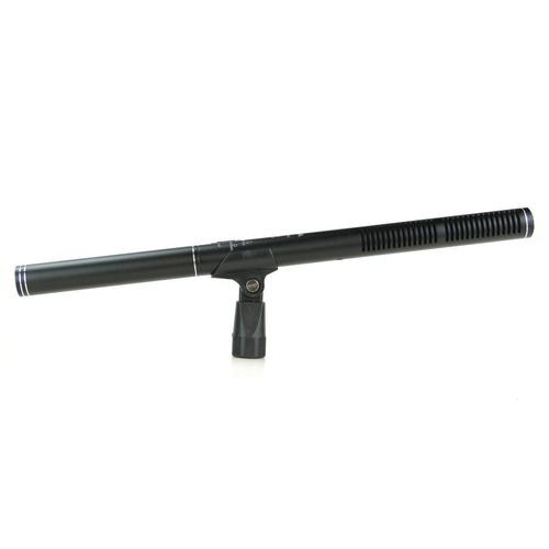 2 mic direcional shotgun csr yoga ht 81 boom ht-81 promoção