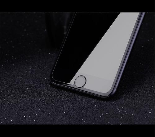 2 micas cristal templado iphone 5 5s 6 6s 7 8 x 10 9h glass