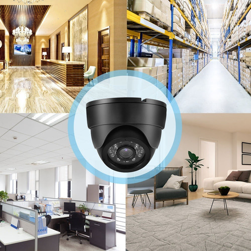 2 millones de píxeles 1080p ahd cámara de seguridad infrarro
