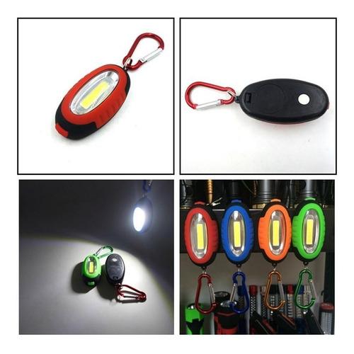 2 mini lampara super led 3 funciones arnes envio gratis!