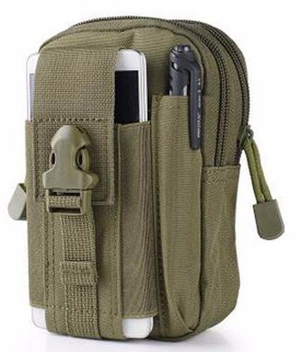 2 mochilas molle color varios, tacticas envío inlcuido