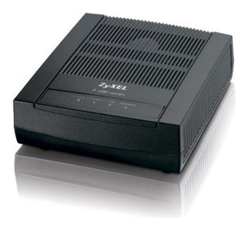 2 modem adsl zyxel p 660r t1 v3s nuevo (dos modem)