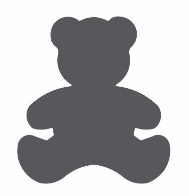 2 Moldes Para Fuxico Urso Face Urso R 4000 Em Mercado Livre