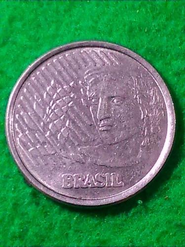 2 monedas de 50 centavos. brasil.1994