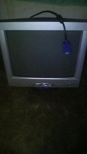 2 monitor de pc de 17 pulgadas para reparar