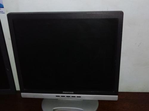 2 monitores positivo/proview
