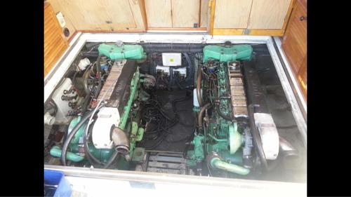 2 motores perkins marinos 6 cilindros turbo